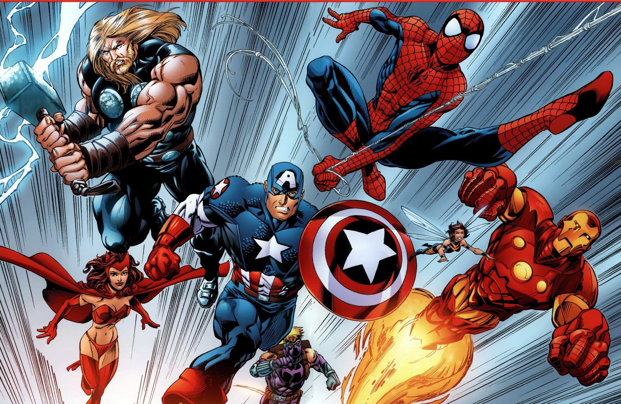 Marvel Cinematic Universe (REBOOT)   Idea Wiki   FANDOM