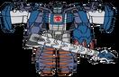 MetalGreyzord Fusion