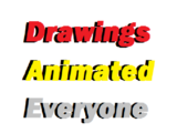 Drawings Animated Everyone (franchise)