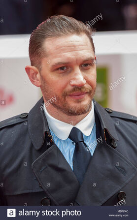 London-uk-6-march-2018-tom-hardy-actor-arrives-for-the-princes-trusts-M6RF4C