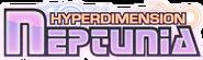 Hyperdimension Neptunia logo