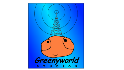 GreenyWorld Studios closing logo