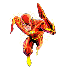 The Flash, the Fastest Man Alive