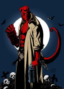 Hellboy 001b