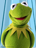 Kermit the frog ( the muppets )