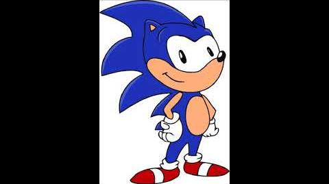 Adventures Of Sonic The Hedgehog Video Game - Sonic The Hedgehog Voice