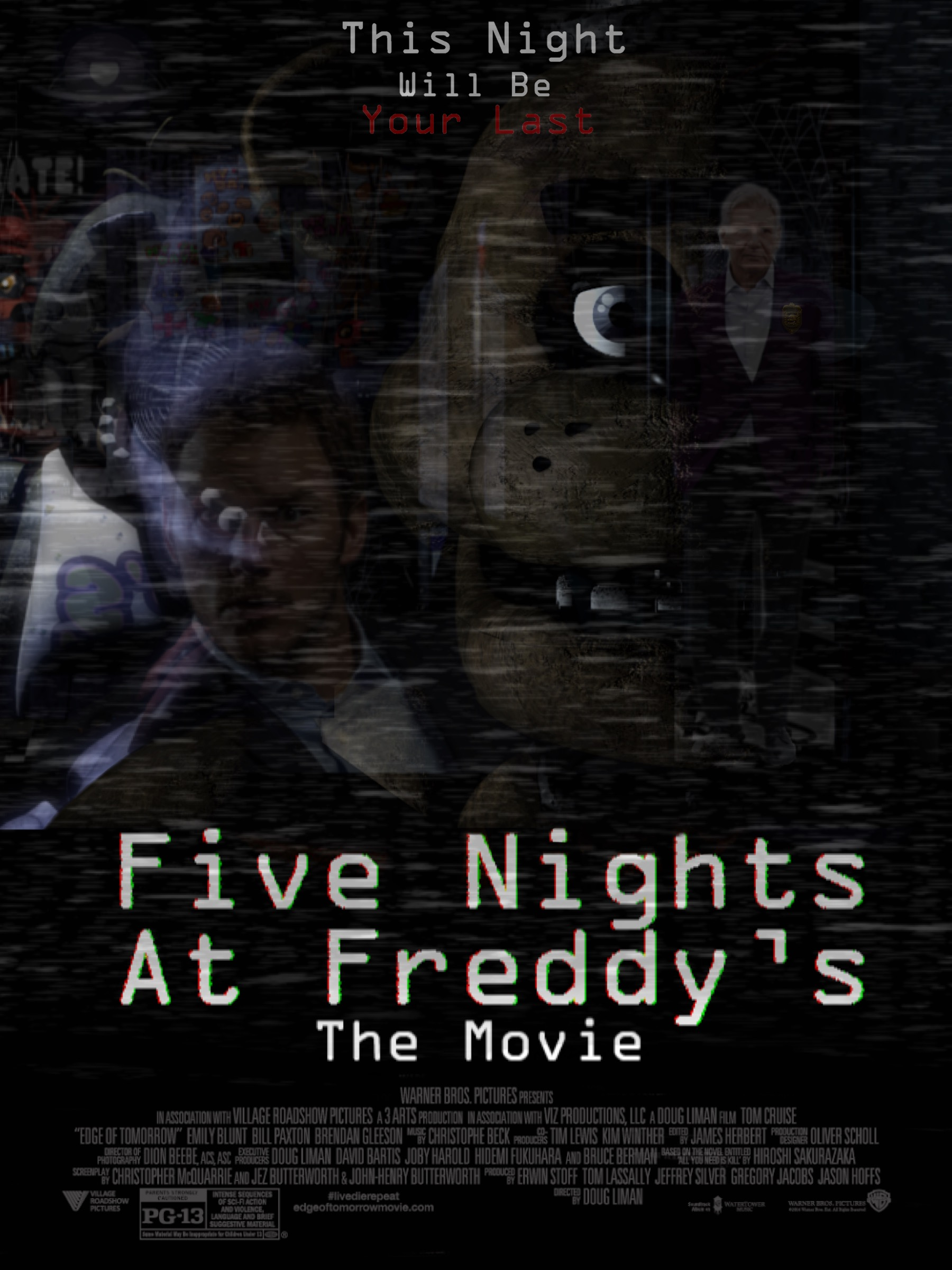 five nights at freddy s the movie idea wiki fandom powered by wikia