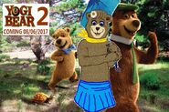 Here is a new poster for Yogi Bear 2 (2017)