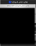 Sega Orion Cover Template