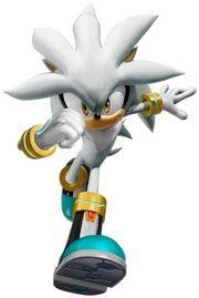 Sonic rivals silver