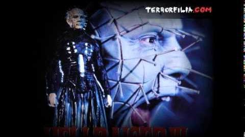 Soundtrack Hellbound Hellraiser 2 Theme HQ