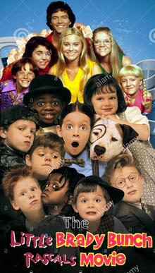 The Little Brady Bunch Rascals Movie