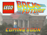 Lego Back to the Future (SmashupMashups's Idea)