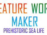 Creature World Maker Expansion Pack: Prehistoric Sea Life