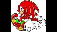 Sonic Adventure - Knuckles The Echidna Unused Voice Sound