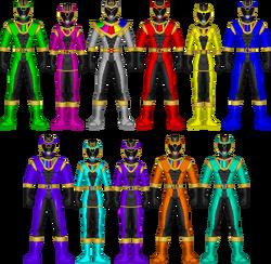 PRaSX Suits