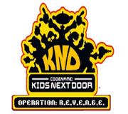 Codename Kids Next Door Operation REVENGE Movie Logo