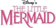 Disney's The Little Mermaid Video Game Logo