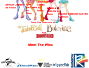 Winx Club The Famous Longest Movie (2019) Poster Coming Soon