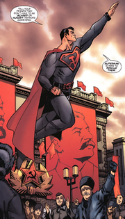 220px-Superman in Red Son