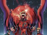 Supergirl (Red Lantern Corps)