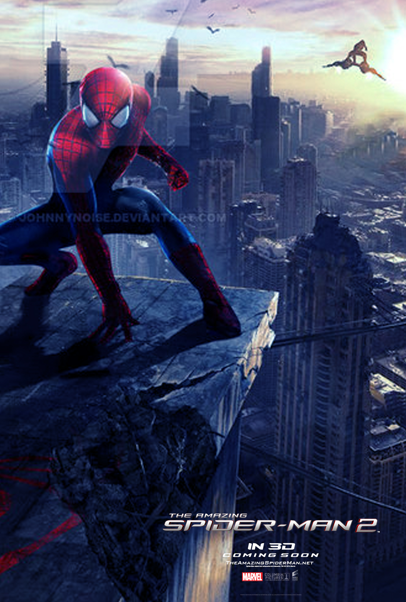 the amazing spider-man 2 (film) | idea wiki | fandom poweredwikia