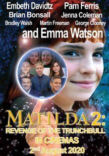 Matilda 2 Poster