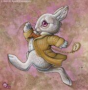 White Rabbit by kyoht