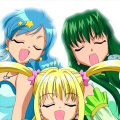 Main 3 girls