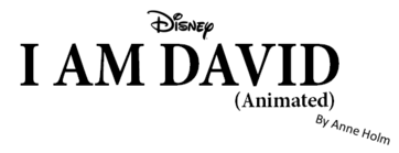 I Am David Teaser Logo