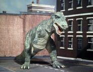 T-Rex in London