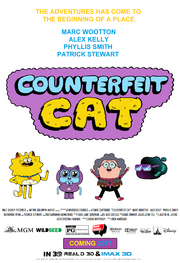 Counterfeit Cat Movie Poster