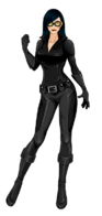Black Dragon in Stealth Suit