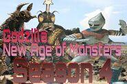 Godzilla New Age of Monsters season 4