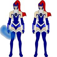 Mala (Blue Lantern of Sector 666