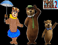 Yogi Bear 2 Movie Picture (Version 2)