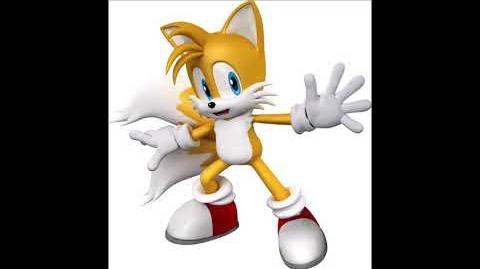 Mario & Sonic at the Olympic Games 2 - Miles ''Tails'' Prower Voice Sound