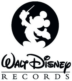 Walt Disney Records logo 2016
