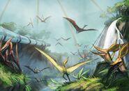 Jurassic world aviary by itaylevy-dcfzvfp