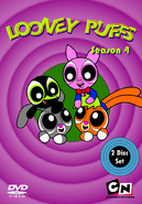 Looney Puffs Season 4 DVD