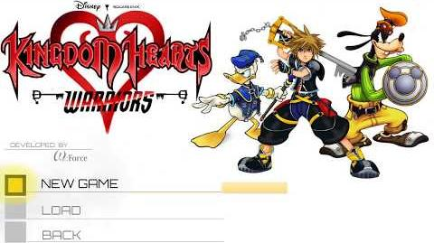 Kingdom Hearts Warriors/Soundtrack
