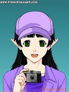 Jade in anime