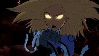 Terra After School Fan Theory. Slade (Teen Titans Season 2 finale)