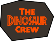 The Dinosaur Crew logo