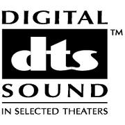 DTS Digital Sound logo