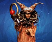 Lady Rita Repulsa the Empress of Evil