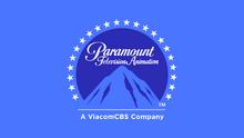 Paramount Television Animation logo (Blue Mountain)
