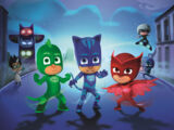 PJ masks: The Movie
