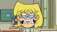 The Loud House Get the Message 29 Lori Angry