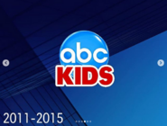 ABC Kids logo (2011-2015)